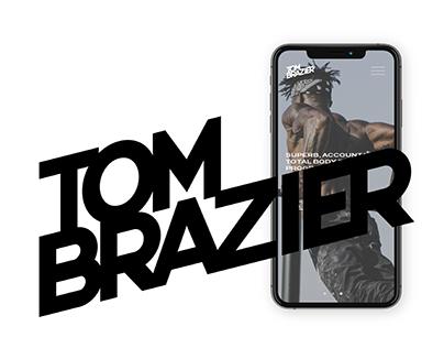 Tom Brazier_branding
