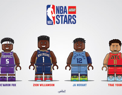 LEGO NBA: Young Stars