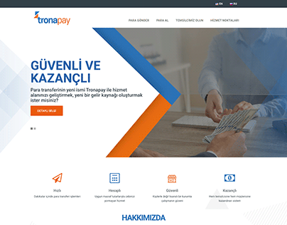 Tronapay Money Transfer