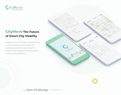 CityMove, Mobile travel App