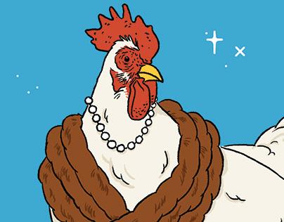 Designer Chicken
