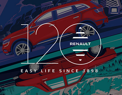 RENAULT 120 YEARS