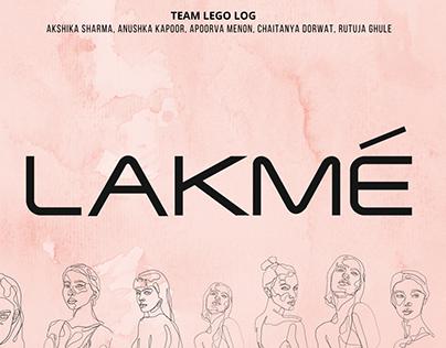 #UnHideYou - Lakme Campaign