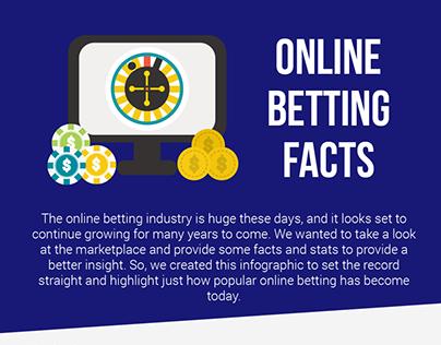 Amazing Online Gambling Facts & Figures