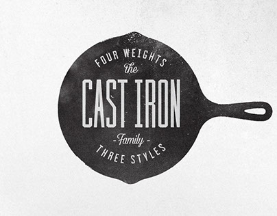 The Cast Iron Family