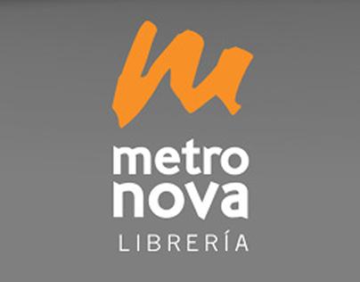 Libros de verdad / Metronova Librería