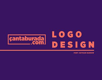cantaburada.com Logo Design