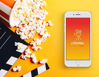 UI/UX Дизайн-концепция для онлайн-кинотеатра