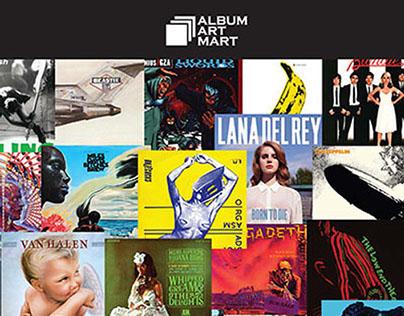 Album Art Mart Catalog