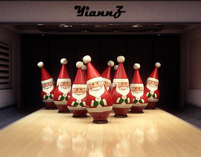 After Christmas - Santa Strike