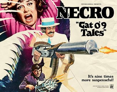 "Necro ""Gat O' 9 Tales"""