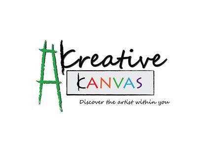 Logo for a Art studio