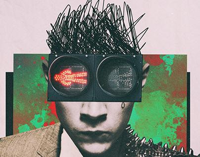 digital collage 2021