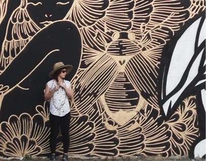 Mural Collab / Wtges + Remedios / Casco Viejo - Panamá