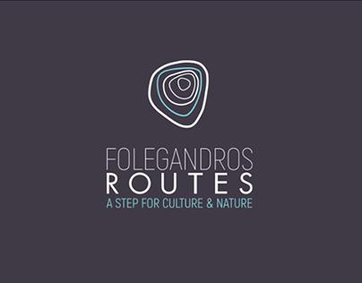Folegandros Routes