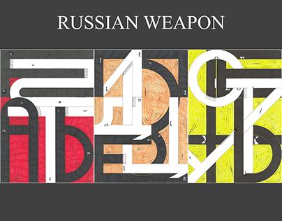 RUSSIAN WEAPON