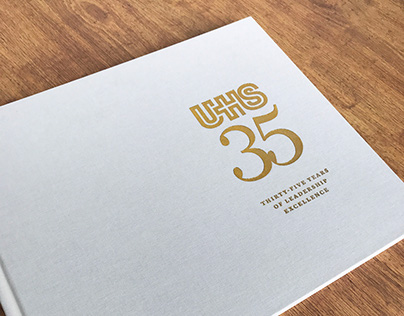 UHS | 35th anniversary book