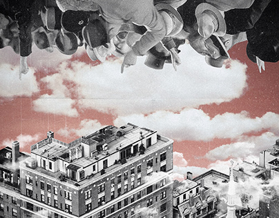 Life Upside Down | Collage