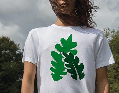 Зелен дъб / logotype