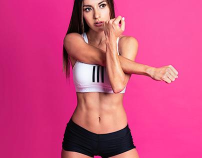 Team GM Workout   Pink