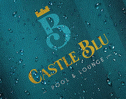 Castle Blu Brand Identity