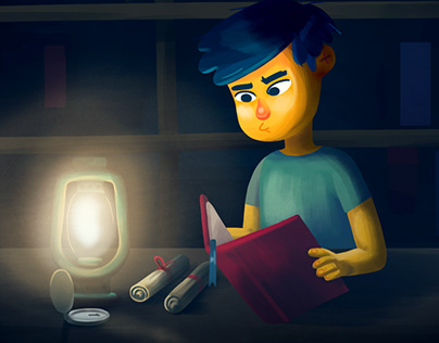 SM Editorial / LORAN, Amplificador de Lectura