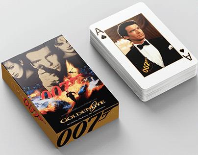 GoldenEye Playing Cards