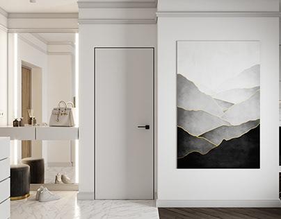Hallway visualization