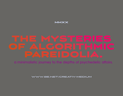 Algorithmic Pareidolia