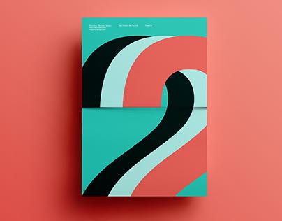 Poster by Xavier Esclusa Trias / Stay