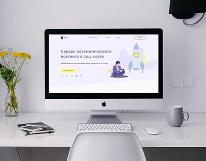 Automatic Posting Service— design