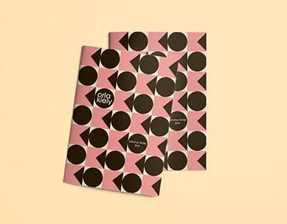 ORLA KIELY | Lookbook Design