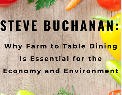 Farmer Steve Buchanan Omaha Discusses Why Farm