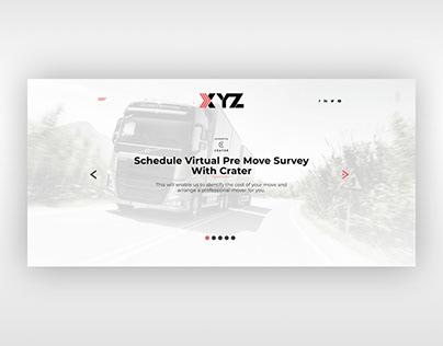 """XYZ """"Light"""" (Web Design)"""