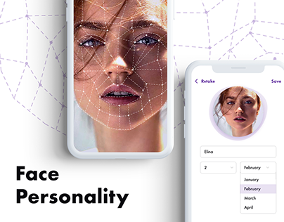 Face Personality app