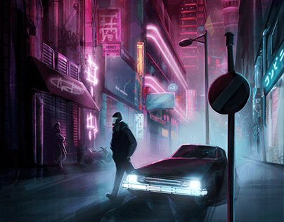 Cyber Alley
