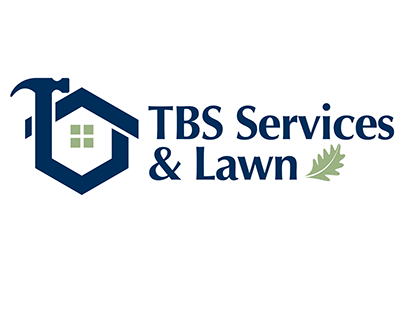 Logo Design for TBS Services & Lawn