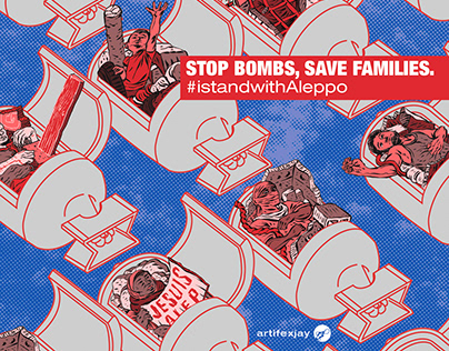 Stop Bombs, Save Families.