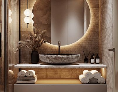 Дизайн интерьера квартиры 142 м кв г. Санкт-Петербург.