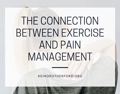The Connection Between Exercise and Pain Management