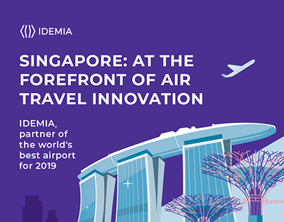 Singapore: At the forefront of air travel innovation