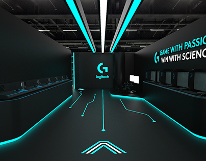 Logitech G's FIRST concept store in Southeast Asia