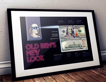 New $100 Look Infographics