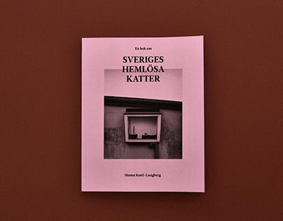 A book about the homeless cats of Sweden