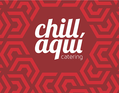 Naming and branding for a local catering service.