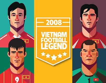 Vietnam Football Legend