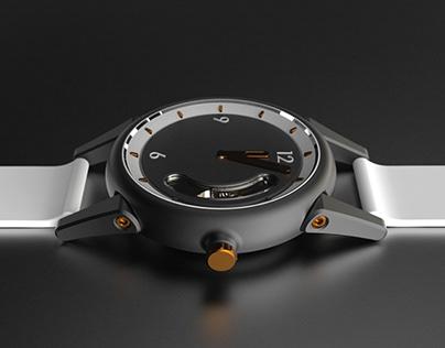 Type 00-1 Wrist Watch