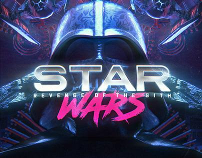 STAR WARS RETRO - Concept 3D