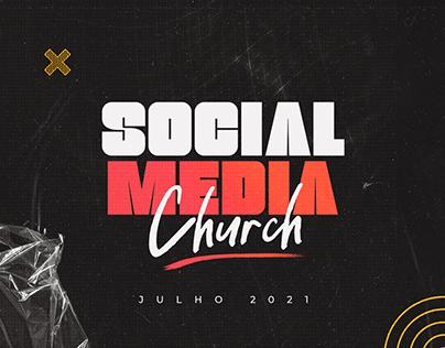 Social Media Church / Julho 2021