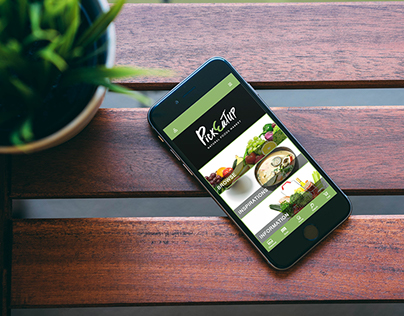 Pickeatup Mobile App